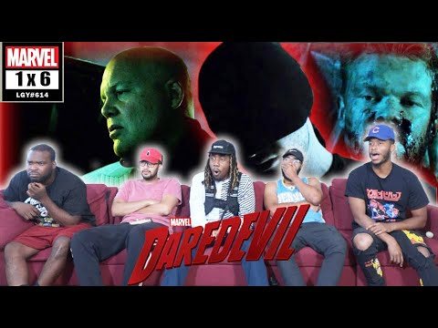 """Download Daredevil 1 x 6 """"Condemned"""" Reaction/Review"""