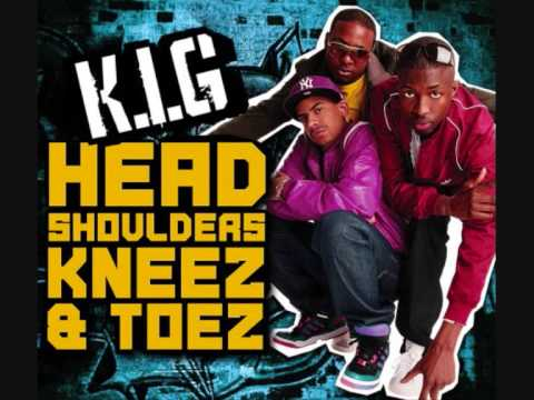 Head, Shoulders, Kneez & Toez K I G