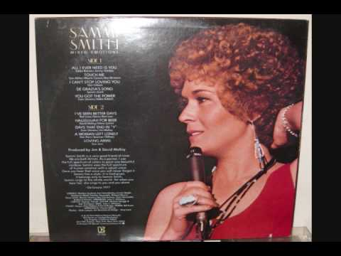 Sammi Smith - A Woman Left Lonely (Janis Joplin cover - 1977)