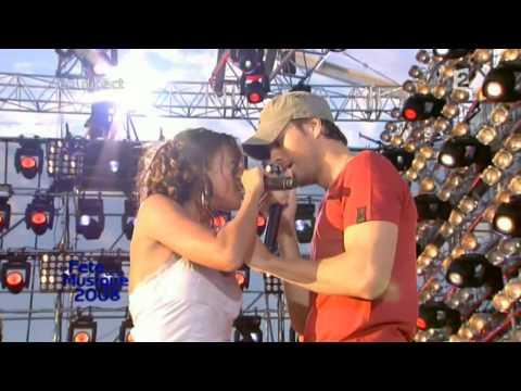 [HD] Nadiya & Enrique Iglesias - Tired Of Being Sorry (LFDLM 2008)
