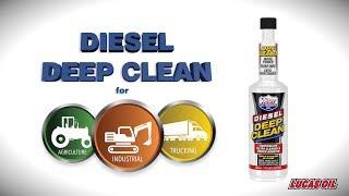 Lucas Diesel Deep Clean