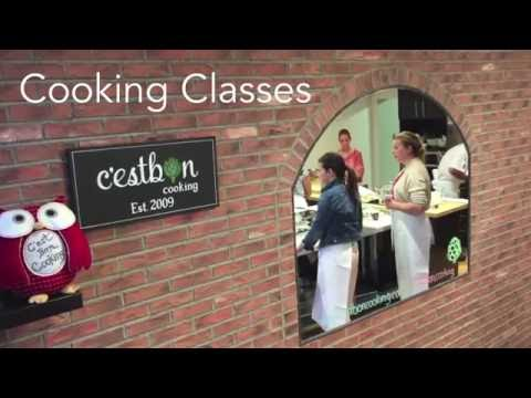 C'est Bon Cooking - Cooking School in Ottawa