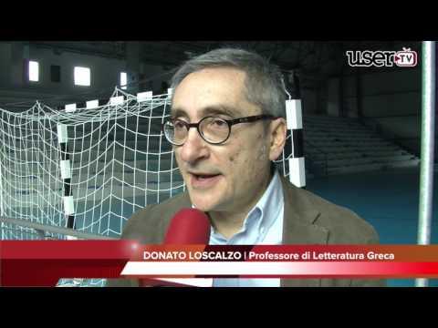 """Donato Loscalzo """"Il Pubblico a teatro nella Grecia Antica"""""""