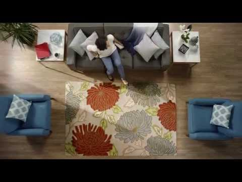 Lowe's Rugs: Coordinated Style