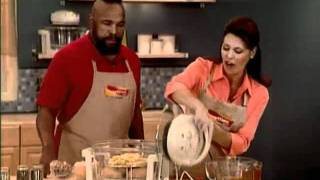 flavorwave turbo oven with mr t