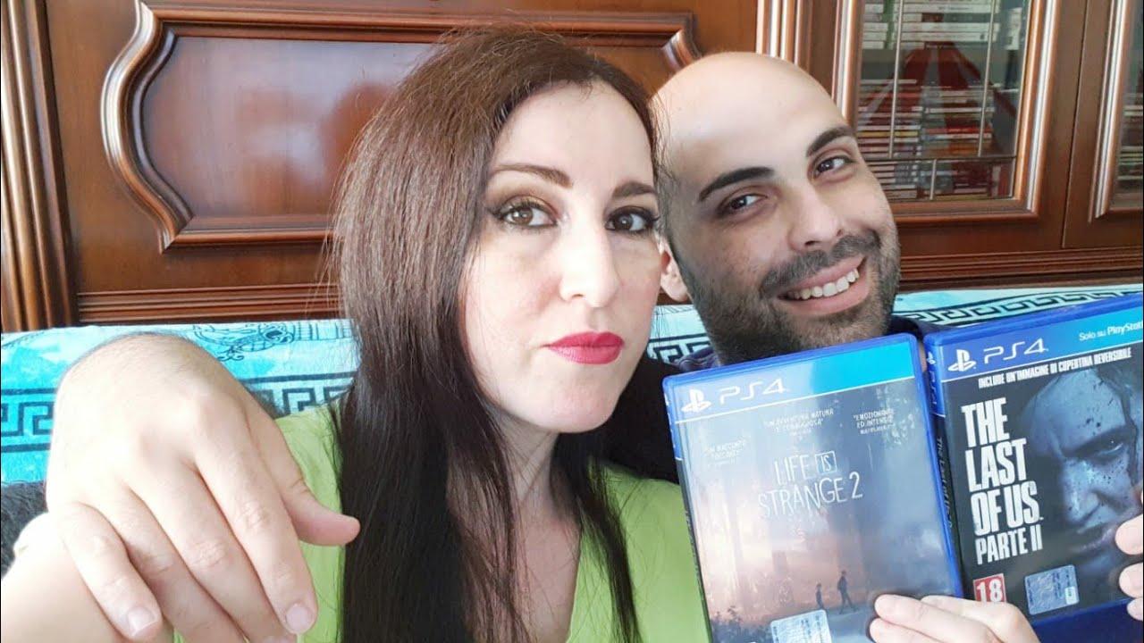 Vlog videoludico con mia moglie
