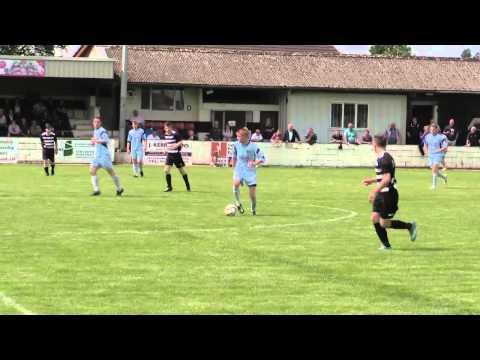 Gretna v Carlisle City (2nd Half)(Raydale Cup 2015)