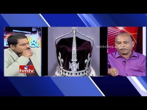 Hot Debate on Kohinoor Diamond Controversy | Left & Right |
