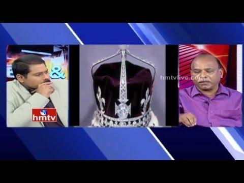 Hot Debate on Kohinoor Diamond Controversy | Left & Right | HMTV