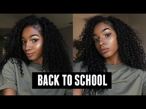 HOW TO SLAY on the First Day! | Back To School Makeup