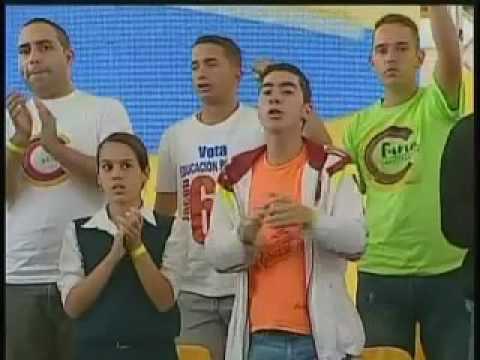 Maduro denuncia al alcalde Carlos Ocariz de atacar a VTV