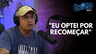 THIAGO SOARES - EU OPTEI POR RECOMEÇAR | Brito Podcast cortes