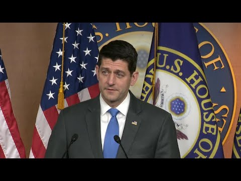 """Paul Ryan: """"I have given this job everything I have"""""""