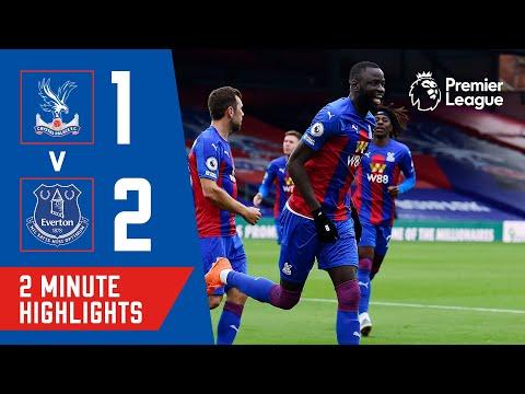 VAR HANDBALL GIVES EVERTON A CONTROVERSIAL PENALTY | Crystal Palace V Everton Highlights
