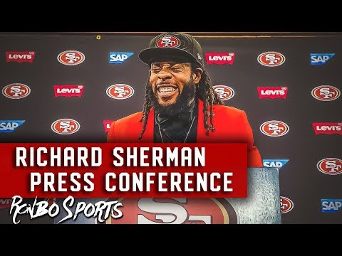 Live! 49ers Fans Reaction To Richard Sherman Press Conference