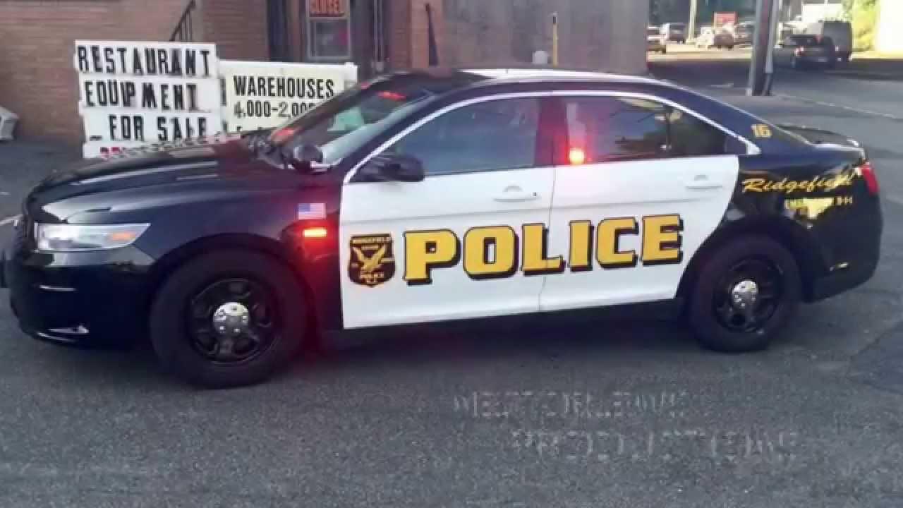 Ridgefield Police On Scene Of Mva Youtube