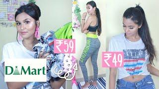 Affordable D-Mart Summer Haul / Mridul Sharma
