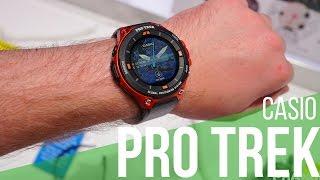 Hands-on: Casio Pro Trek (2017)