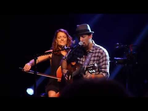 Jason Mraz and Raining Jane - Life Is Wonderful @ Queens College in NYC 9/19/2014