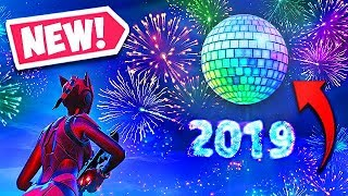 *NEW* FORTNITE NEW YEARS EVENT 2019! - Fortnite Funny Fails and WTF Moments! #428