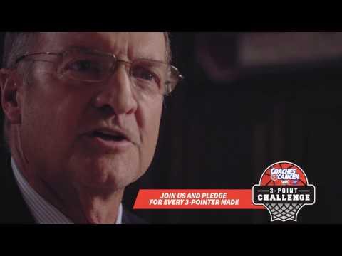 Coaches vs. Cancer Lon Kruger 3-Point Challenge