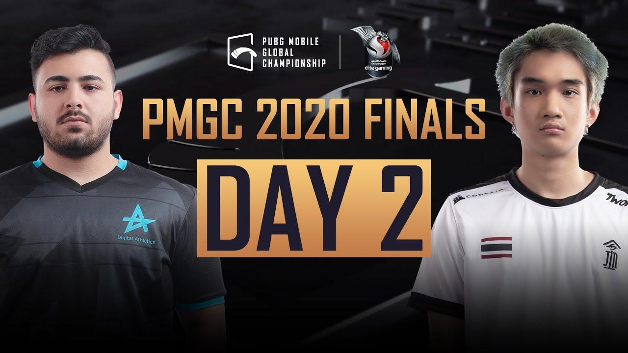 [EN] PMGC Finals Day 2 | Qualcomm | PUBG MOBILE Global Championship 2020
