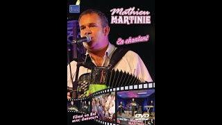 """BANDE ANNONCE DU DVD DE MATHIEU MARTINIE """"EN CHANTANT"""""""