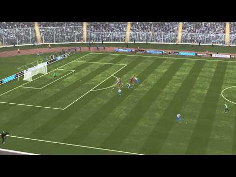 """Клуб профи FIFA 15 """"Legion Russia """" Денис Науменко"""