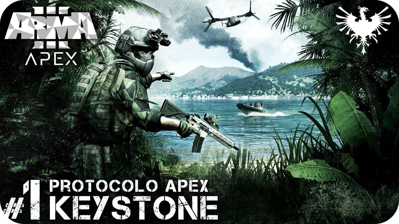 Keystone gameplay