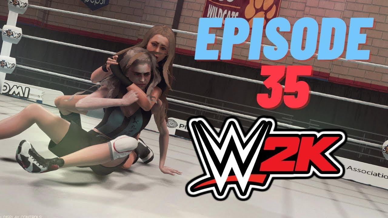 WWE 2K20 Custom Story   35   Training (Valkyrie Story)