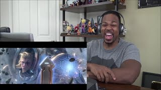 "Overwatch Animated Short | ""Honor and Glory"" - REACTION!!!"