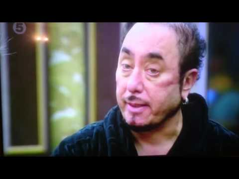 David Guest spider following Gemma Collins CBB Celebrity Big Brother 2016