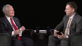 Peter Thiel on the Global Economy, the State of Our Technology, and Artificial Intelligence
