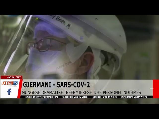 Gjermani - Sars-Cov-2. Mungesë dramatike infermierësh dhe personel ndihmës