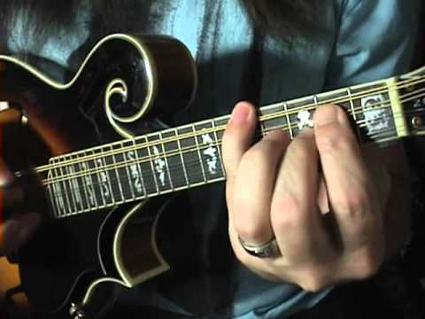 Quick Licks For Mandolin Progression Of G C D By Scott Grove