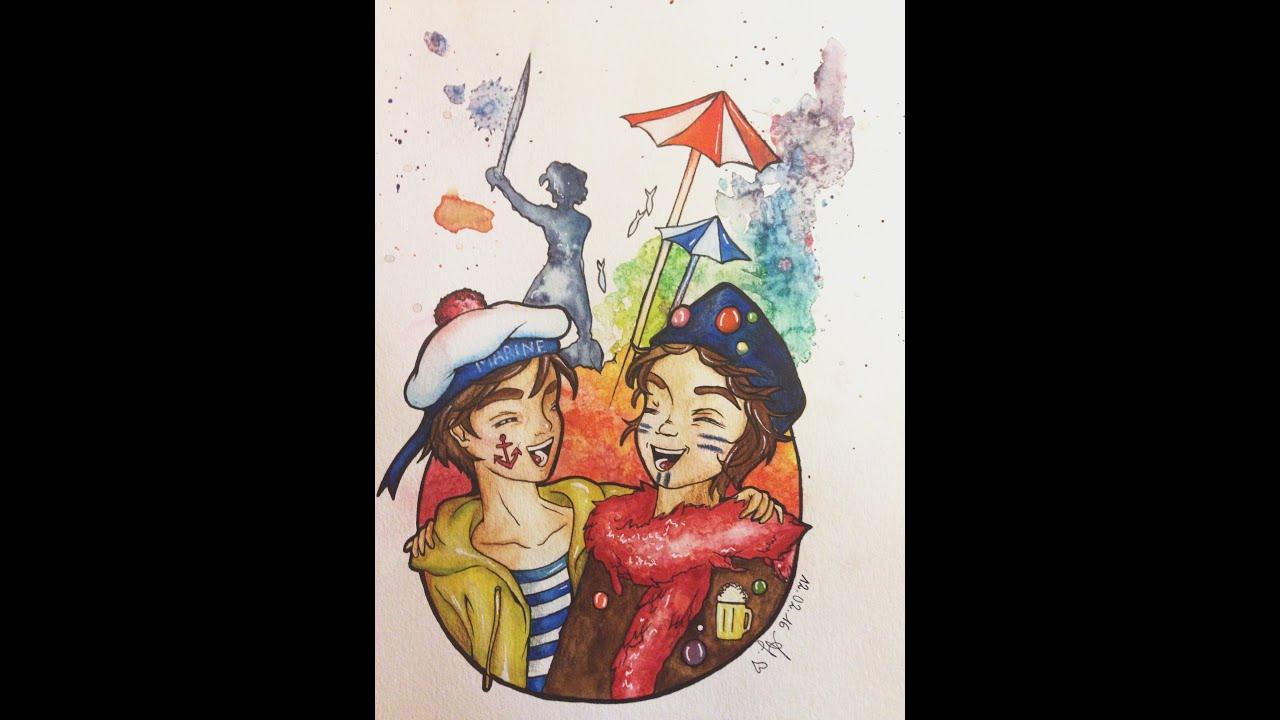 Dessin carnaval 2016 youtube - Dessins carnaval ...