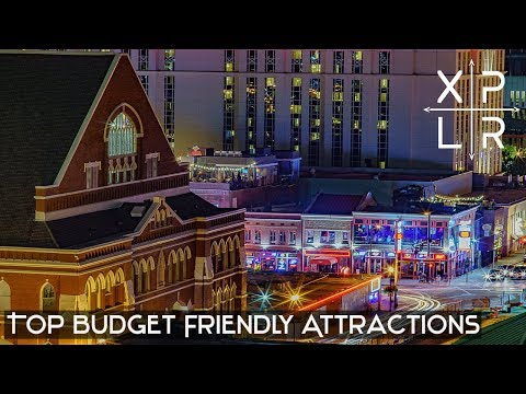 Top BUDGET FRIENDLY ATTRACTIONS In NASHVILLE