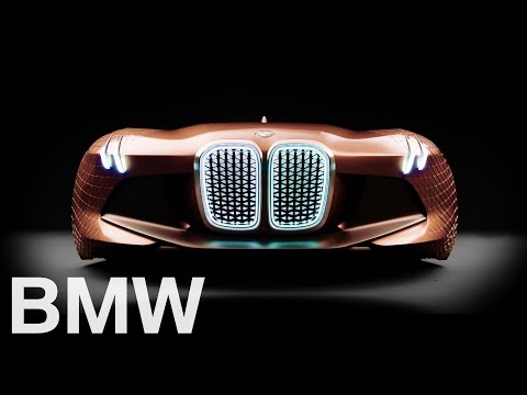 The BMW Vision Next 100. BMW Concept Cars. Ideas that proved true.