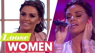 Gambar cover Katie Price Sings Her New Single Live! | Loose Women