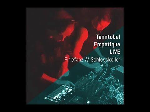 Empatique & Tanntobel LIVE @ Firlefanz // Schlosskeller [KORG VOLCA & NOVATION CIRCUIT]