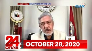 24 Oras Express: October 28, 2020 [HD]