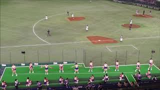 2018年7月16日に東京ドームで開催された第89回都市対抗野球大会1回戦...