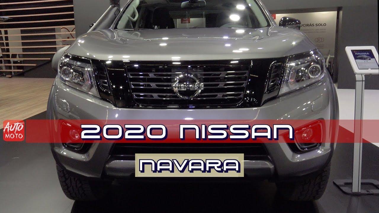 2020 Nissan Navara Exterior And Intewrior 2019 Automobile Barcelona