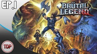Brutal Legend Playthrough Episode 1: The Land Of Heavy Metal