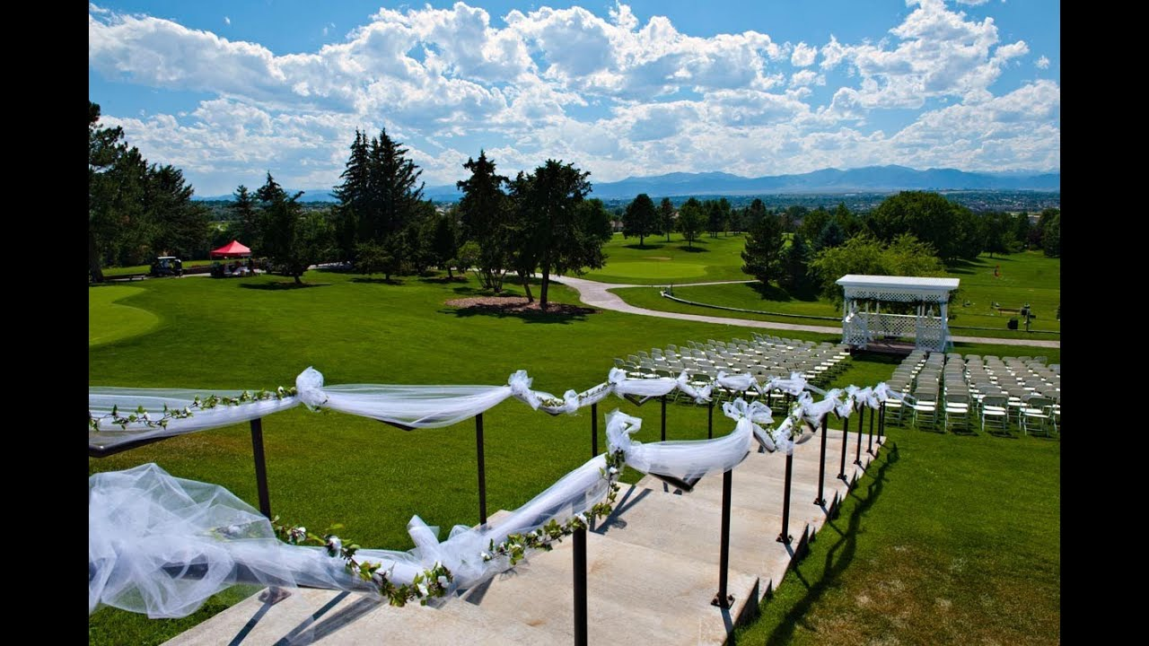 Denver Golf Course Wedding Venue The Ranch Country Club By My Own Bridal Show