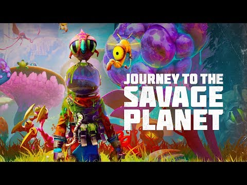 Journey to the Savage Planet: Release date and co-op | PC Gamer