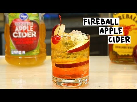 Fireball Apple Cider