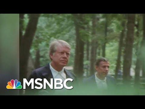 Jimmy Carter Reflects On Camp David Accords | Morning Joe | MSNBC