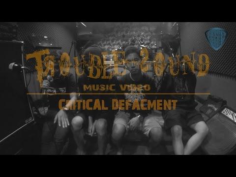 Trouble Sound #4 Critical Defacment (Studio Rehearsal & Interview)