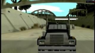 Gta San Andreas ( Terminator ) #9 - '' Bunt maszyn ''